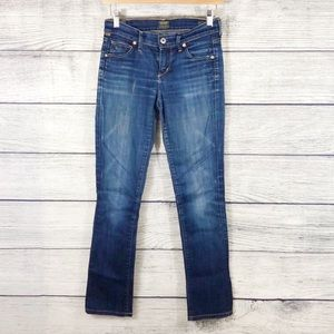 Citizens of Humanity Ava straight leg Jeans 24